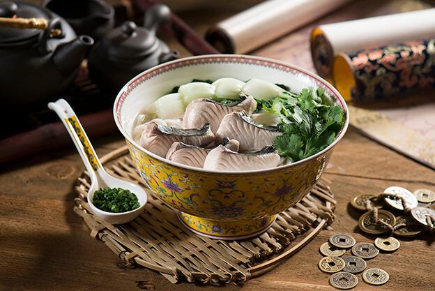 Fresh Fish Slice Noodles