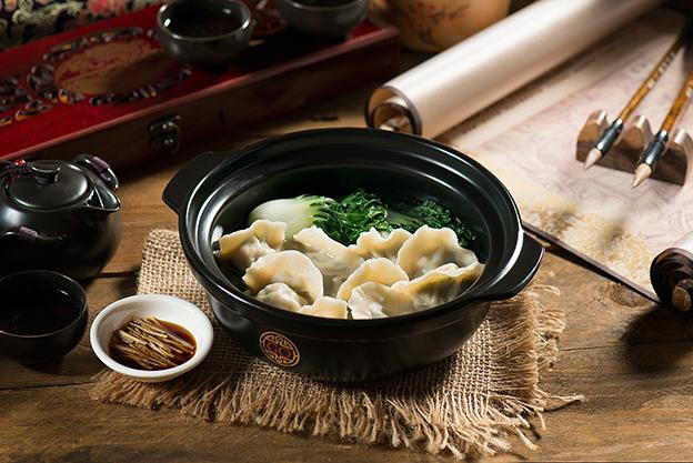 Chinese Dumpling (Superior Soup)