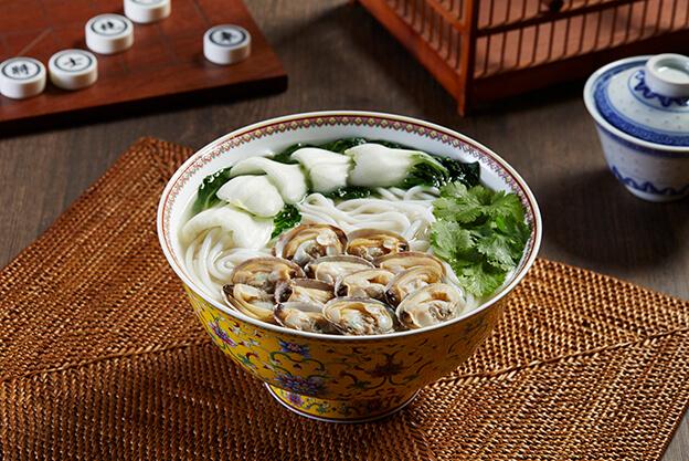 White Clam Noodles