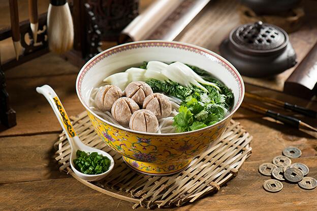 Pork Ball Noodles