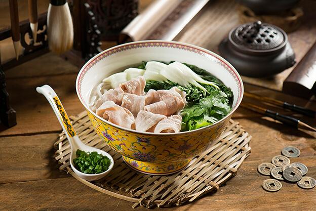 Pork Belly Slice Noodles